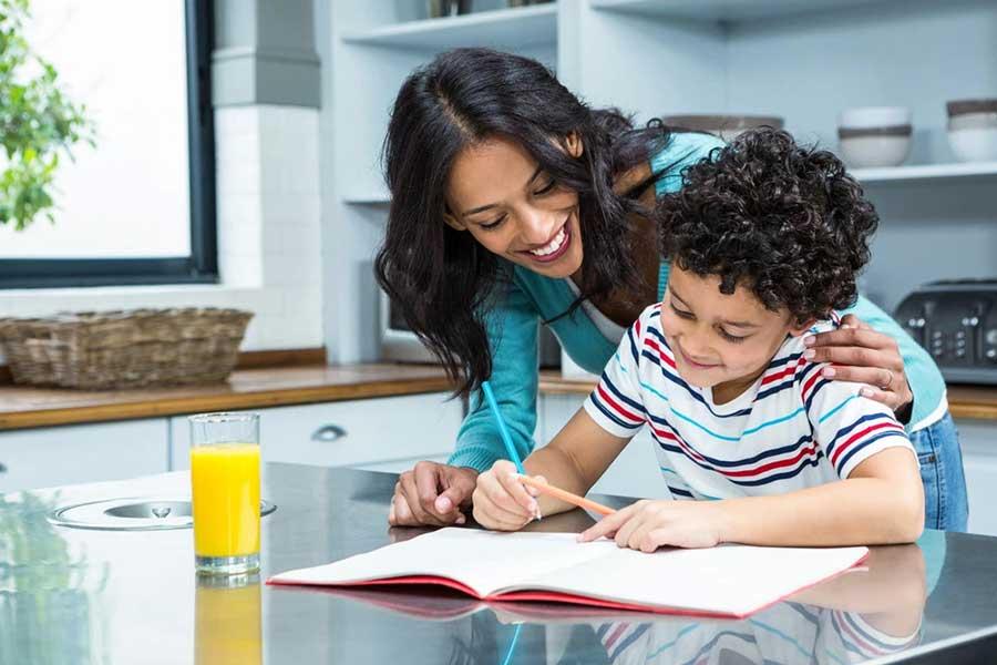 ways to make your child do homework