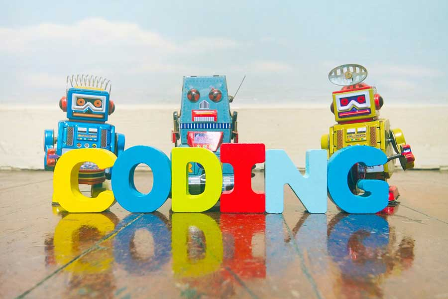 coding for kids where to start banner